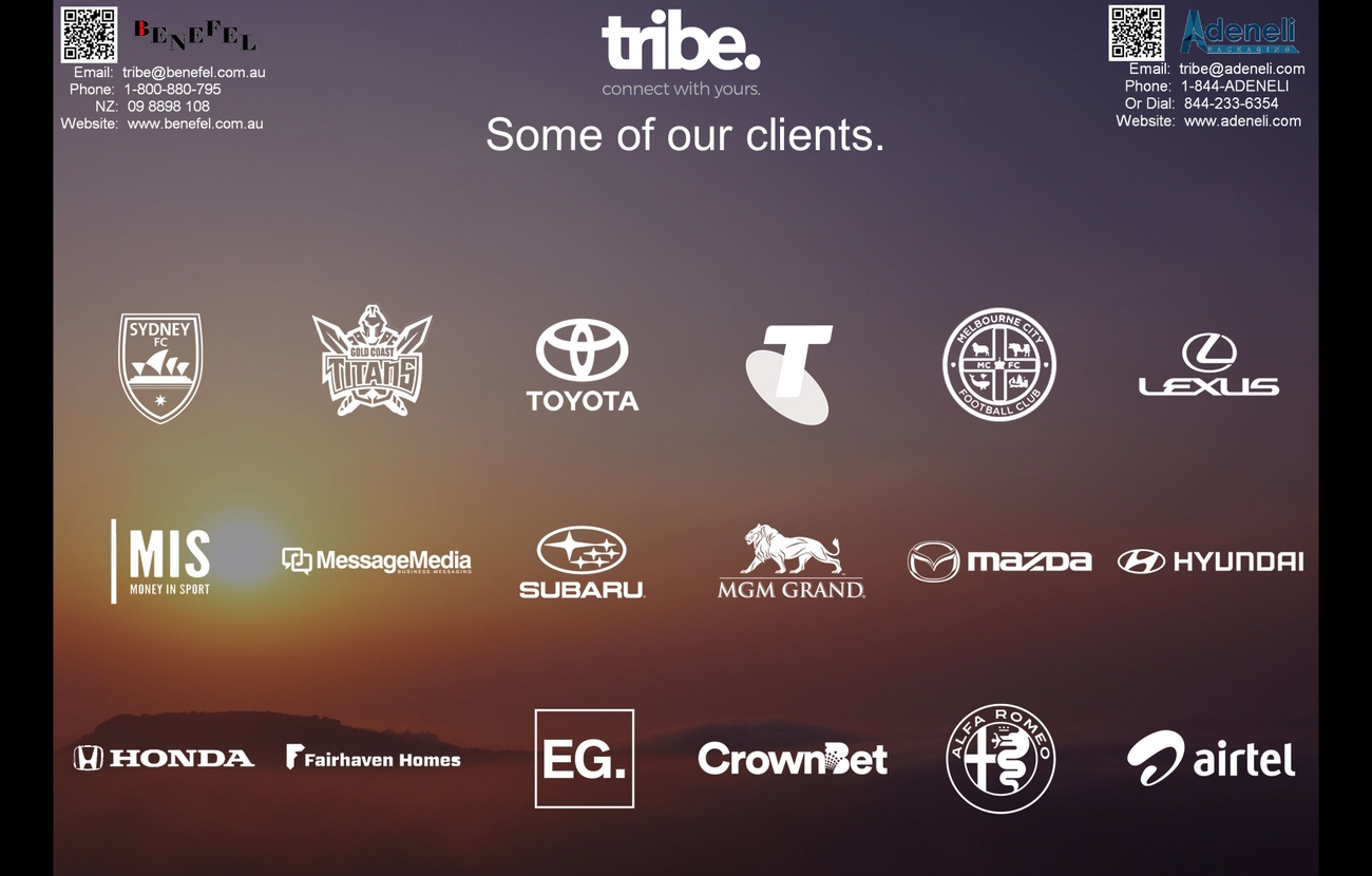 Tribe - Benefel Engagement Platform